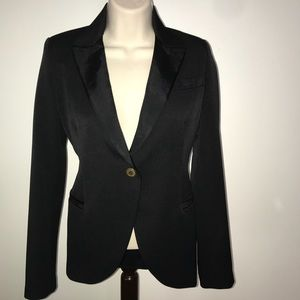Isabella Oliver one button blazer